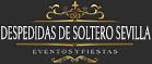 Logo mini DESPEDIDAS DE SOLTERO SEVILLA