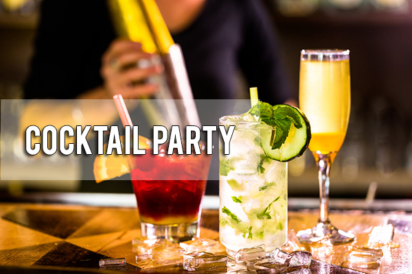 Cocktail Party para Despedidas en Sevilla