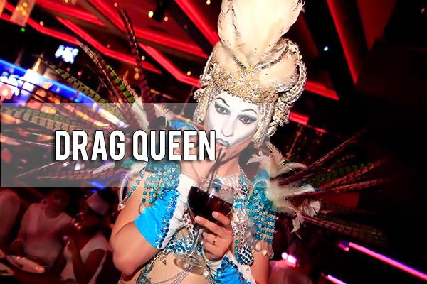Drag Queen en Sevilla para celebraciones