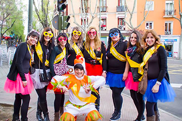 Gymkana Sevilla 2
